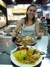 Mamak food with Asia