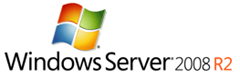 Windows 2008 R2 Logo - Copyright Microsoft