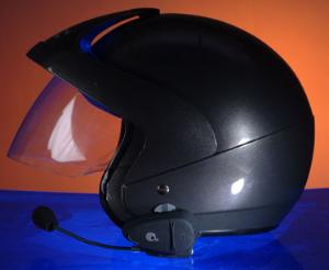 Bluetooth Capable Motorcycle Helmets