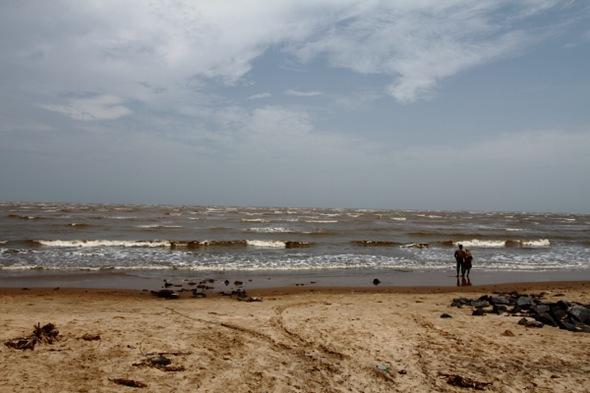 Chandipur Beach, Orissa