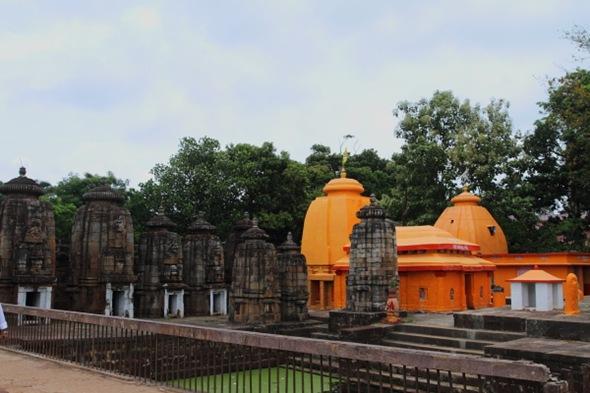 Bindu Sagar Temple Area