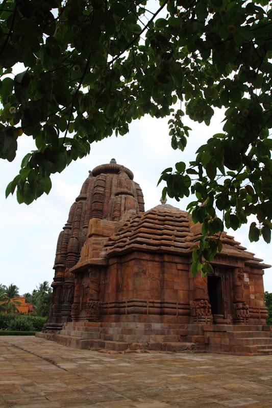 Rajarani Temple - A different view
