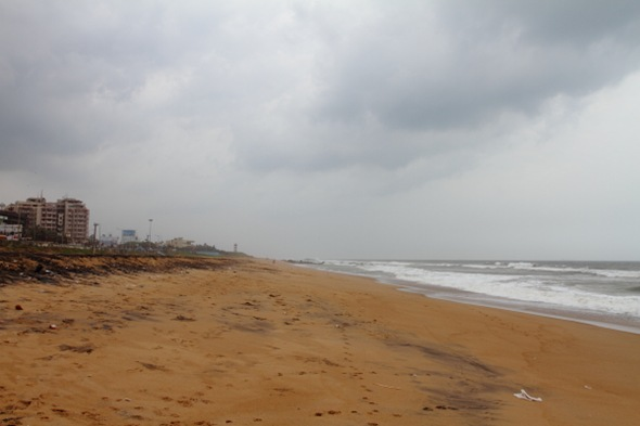 Ramakrishna Beach, Visakhapatnam