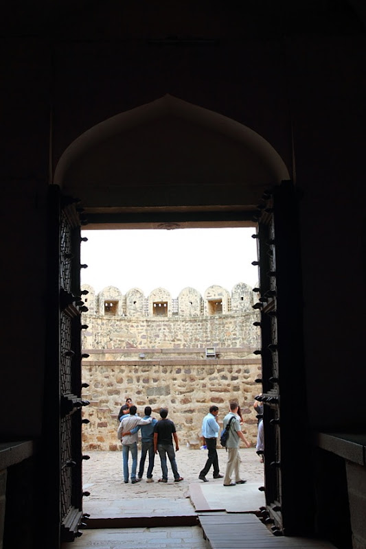 Main Door of Golconda Fort