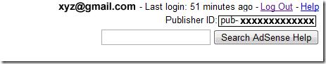 Publisher ID