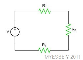 MyESBE: Voltage Divider Rule (