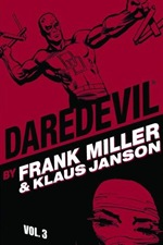 Daredevil by Miller and Janson vol 3
