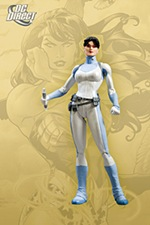 Agent Diana Prince Action Figure