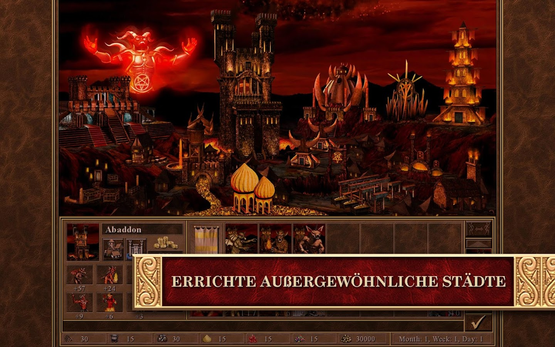 Heroes of Might & Magic III HD – Screenshot