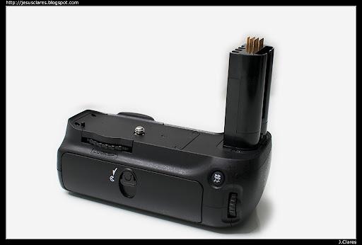 nikon d90 grip. Cámara: Nikon D90