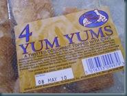 Yum Yums v Krispie Creme
