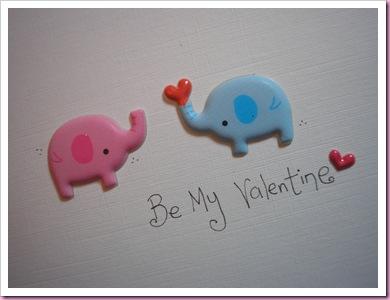 Elephant Valentine 2
