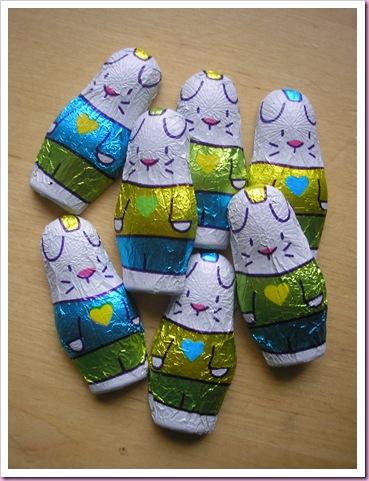 M & S bunnies