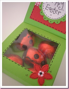 Easter Ladybird Treat Box 1