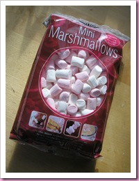 Home Bargains Mini Marshmallows