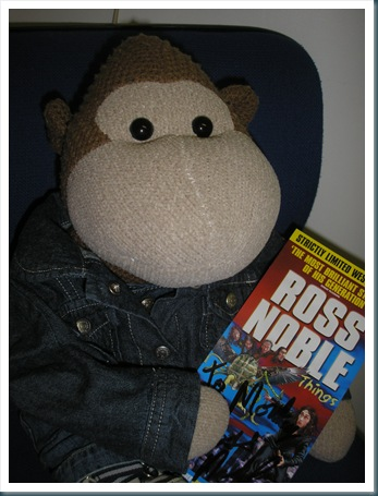Monkey & Ross Noble