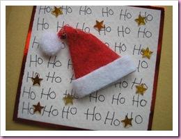 Santas Hat Topper