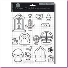 it s all fiddle fart toadstool house and fairy door toppers  sc 1 st  videogameblog.info & Door Templates. 15 door hangers psd vector eps pdf. free printable ...
