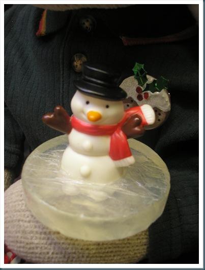 snowman tut