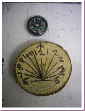 Pocket Sundial 1