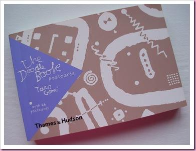 Doodle Book postcards