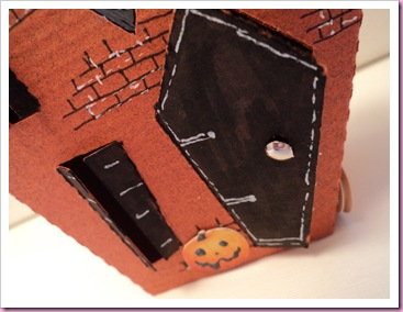 Halloween Haunted House Box 6