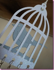 Tim Holtz Bird Cage 2