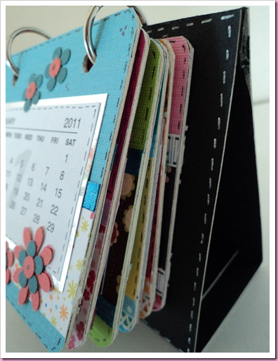Coaster beer mat Calendar 2