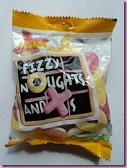 Fizzy Noughts and Crosses