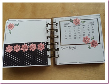 Date, Note &amp; receipt Book 3