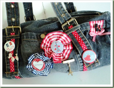 Altered Canvas Bag 4