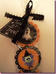 Trick or Treat Sweetie bag 2