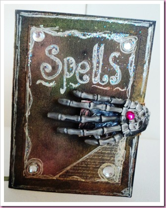 Book Of Spells Box 9