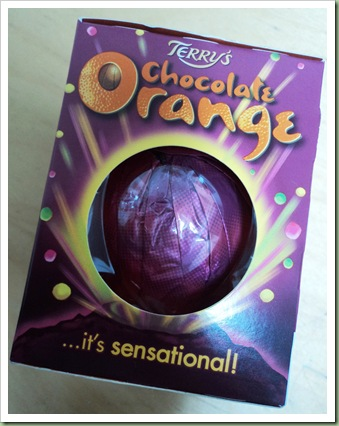 Terry's Chocolate Orange - Popping Sensation