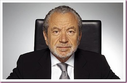 Sir Alan Sugar Apprentice Series 4 2008 Apprentice Series 4 2008