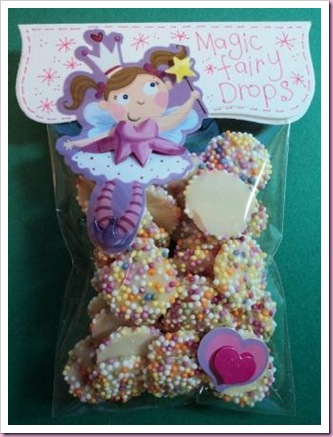 Magic Fairy Drops Sweetie Bag
