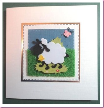 Sheep Card