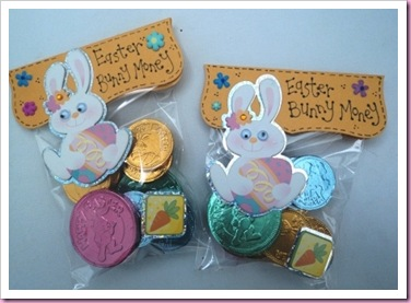 Easter Bunny Money a