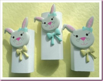Easter Bunny Chocolate Miniatures