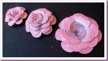 My Craft Studio Paper Roses
