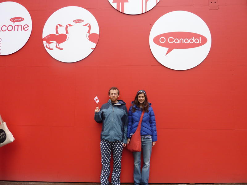 Oh Canada, Eh? USA Pants Make a Splash Across the Border