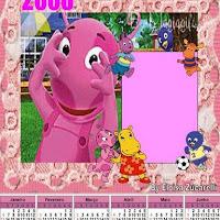 Calendario Backyardigans.JPG