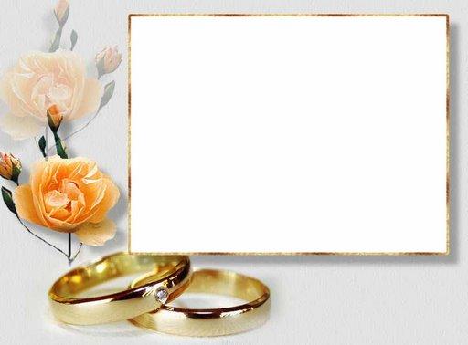 Marcos de fotos de matrimonio - Imagui