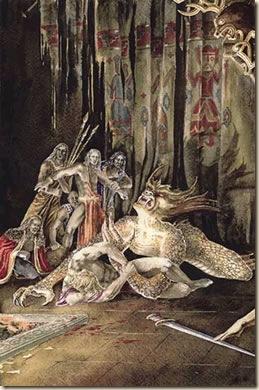Lucha contra Grendel