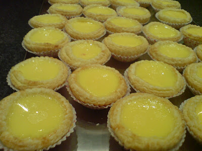 Canton I Egg Tart @ Queensbay Mall, Penang