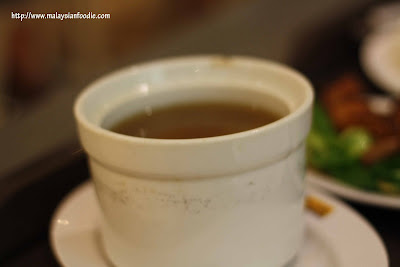 Ah yip herbal soup @ Pavillion, KL