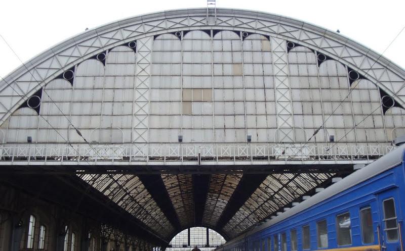 Львов, вокзал