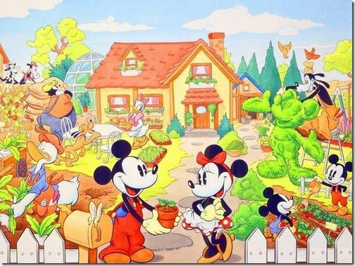 Mickey & Friends