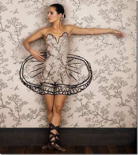 unusual body art fashion
