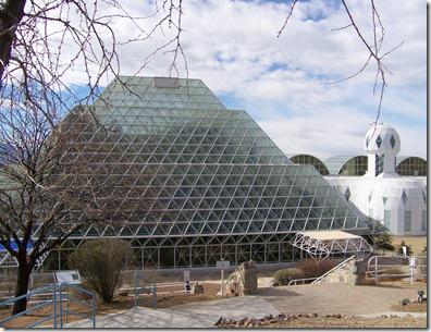 Biosphere 2 - Rainforest Area